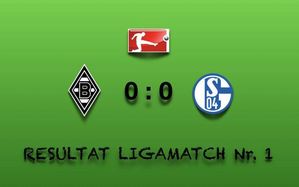 Resultat Ligamatch Nr. 1
